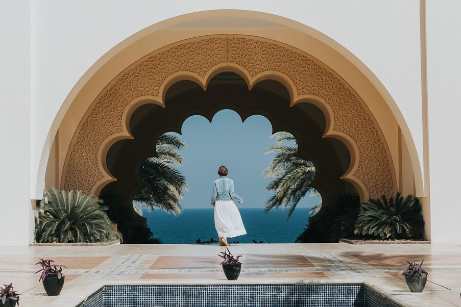 Destination wedding photographer Oman