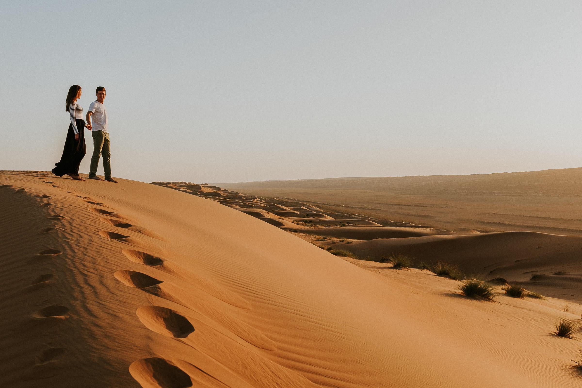 Engagementshooting-Desert